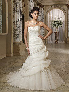 Что должна знать красивая девушка в свадебном платье