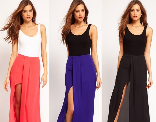 Основные модные женские юбки 2016 года